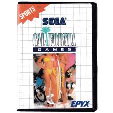 California Games* for Sega Master System