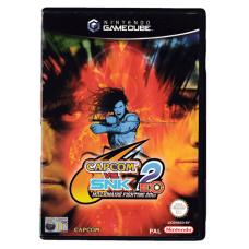 Capcom vs SNK 2 EO for Nintendo Gamecube