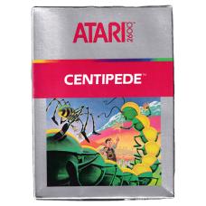 Centipede for Atari 2600