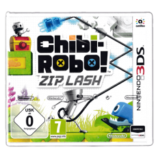 Chibi-Robo: Zip Lash for Nintendo 3DS