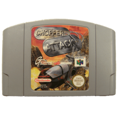 Chopper Attack for Nintendo 64