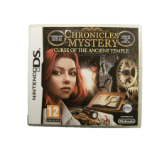 Chronicles of Mystery: Curse of Ancient Temple for Nintendo DS