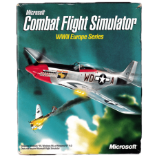 Combat Flight Simulator WWII Europe Series for PC