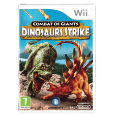 Combat of Giants: Dinosaurs Strike for Nintendo Wii