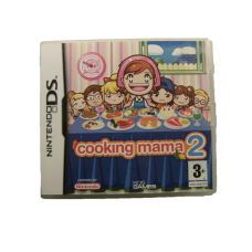 Cooking Mama 2 for Nintendo DS