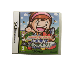 Cooking Mama World: Outdoor Adventures for Nintendo DS