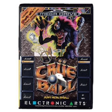 Crueball for Sega Mega Drive