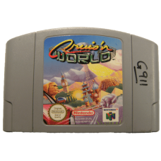 Cruis'n World for Nintendo 64