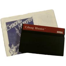 Cyborg Hunter for Sega Master System
