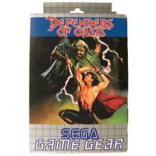 Defenders of Oasis for Sega Game Gear