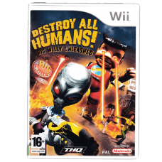 Destroy All Humans: Big Willy Unleashed for Nintendo Wii