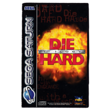 Die Hard Trilogy for Sega Saturn