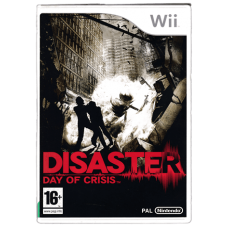 Disaster: Day of Crisis for Nintendo Wii