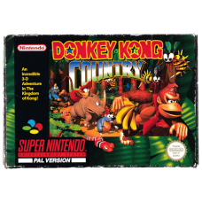 Donkey Kong Country for Super Nintendo