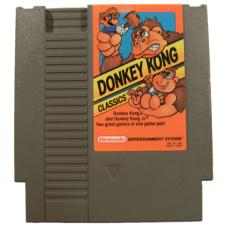 Donkey Kong Classics NTSC for Nintendo NES