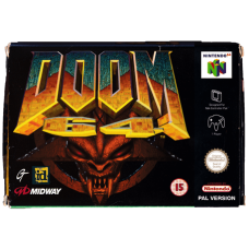 Doom for Nintendo 64