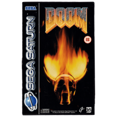 Doom for Sega Saturn