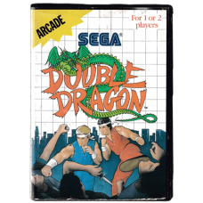 Double Dragon for Sega Master System