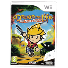 Drawn To Life: The Next Chapter for Nintendo Wii
