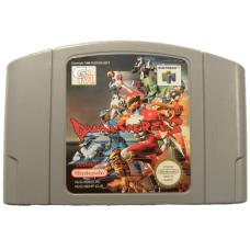 Dual Heroes for Nintendo 64