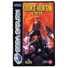 Duke Nukem 3D for Sega Saturn