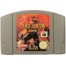 Duke Nukem for Nintendo 64
