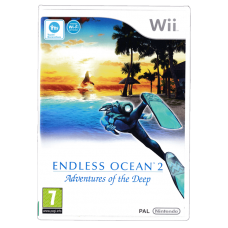 Endless Ocean 2: Adventures of the Deep for Nintendo Wii