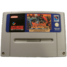 Equinox for Super Nintendo
