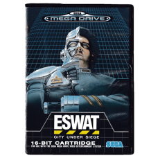 Eswat: City Under Siege* for Sega Mega Drive