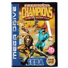 Eternal Champions for Sega Mega Drive