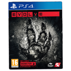 Evolve for Playstation 4