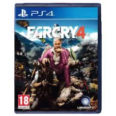 Farcry 4 for Playstation 4