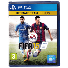 Fifa 15: Ultimate Team Edition for Playstation 4