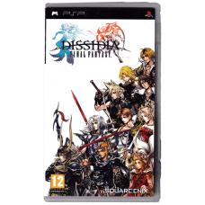 Final Fantasy: Dissidia for Playstation Portable