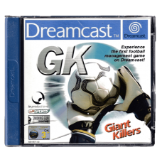 Giant Killers for Sega Dreamcast