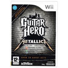 Guitar Hero: Metallica for Nintendo Wii