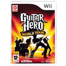Guitar Hero: World Tour for Nintendo Wii