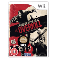 House of the Dead: Overkill for Nintendo Wii