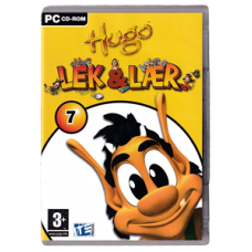 Hugo Lek og Lær 7 for PC