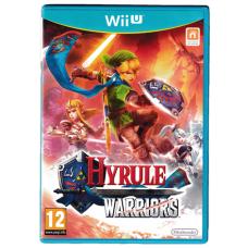 Hyrule Warriors for WiiU