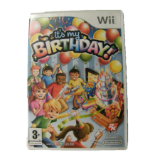It's My Birthday for Nintendo Wii