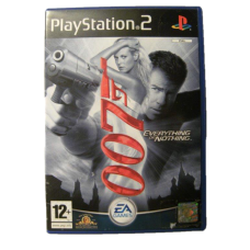 007 Everything Or Nothing for Playstation 2