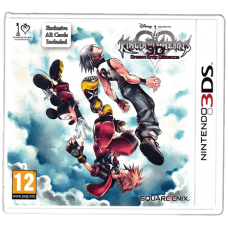 Kingdom Hearts 3D: Dream Drop Distance for Nintendo 3DS