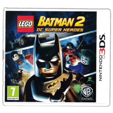 Lego Batman 2: DC Super Heroes for Nintendo 3DS