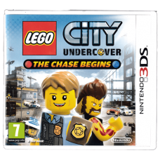 Lego City Undercover for Nintendo 3DS