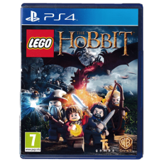 Lego: The Hobbit for Playstation 4