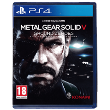 Metal Gear Solid V: Ground Zeroes for Playstation 4