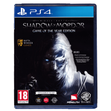 Middle-Earth: Shadow of Mordor GOTY for Playstation 4