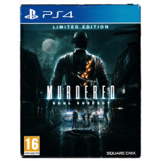 Murdered: Soul Suspect Limited Edition for Playstation 4