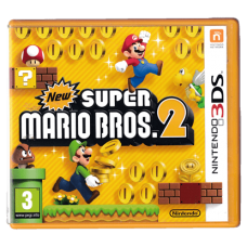 New Super Mario Bros 2 for Nintendo 3DS